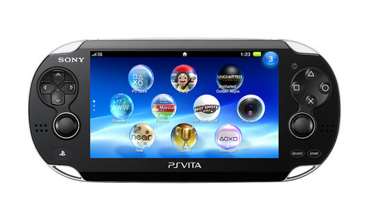 PlayStation Vita Gaming Gallery
