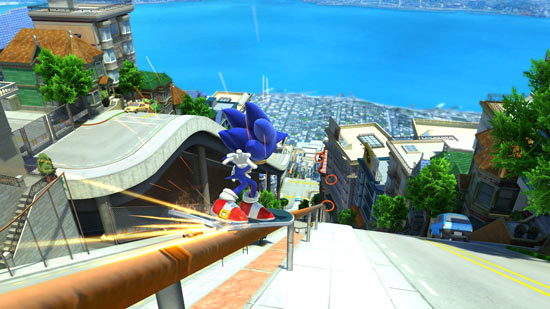 Sonic Generations: E3 2011