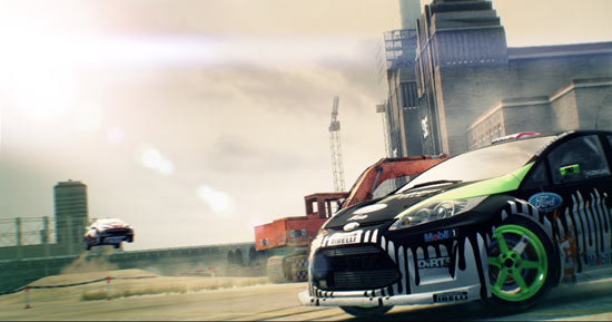 DiRT 3 Gaming Review