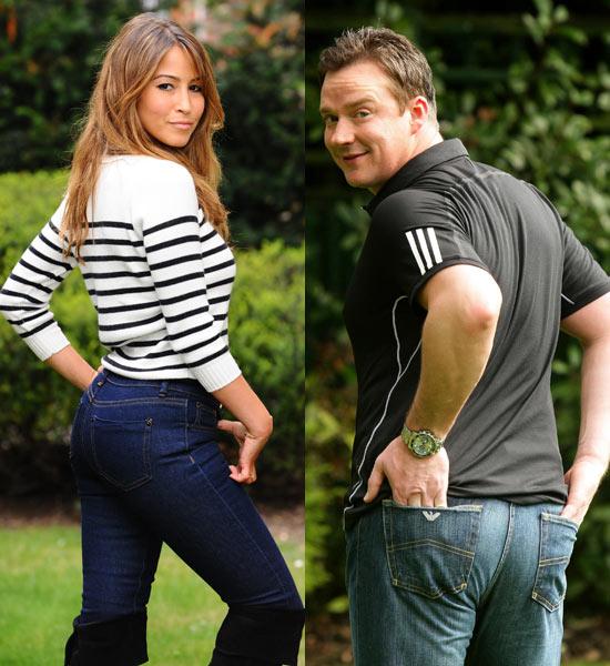 2009: Rachel Stevens and Russell Watson