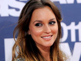 Leighton Meester at the MTV Movie Awards 2011