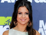 Selena Gomez at the MTV Movie Awards 2011