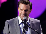 Jason Sudeikis at the MTV Movie Awards 2011