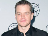 Matt Damon at the 6th Annual 'Made in NY' Awards held at Gracie Mansion