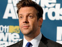 "Jason Sudeikis jokes that he ""can't get near"" Betty White for a date."