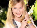 Jackie Evancho is on course to become the youngest performer to get a top five LP in the UK.