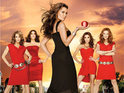 Desperate Housewives may include a time jump in the last ever episode of the show.