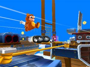 Super Mario 3DS E3