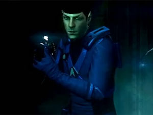 Star Trek game E3 2011