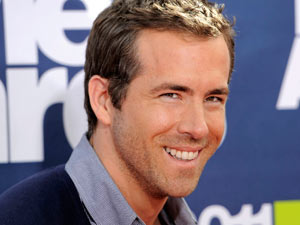 Ryan Reynolds at the MTV Movie Awards 2011