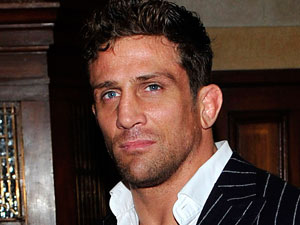 Alex Reid at the DVD launch of &#39;The Fighter&#39; in London