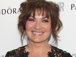 Lorraine Kelly arriving at The Glamour Women of the Year Awards in London