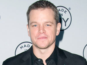 Matt Damon at the 6th Annual &#39;Made in NY&#39; Awards held at Gracie Mansion