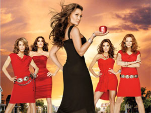 Desperate Housewives Season 7 cast