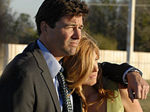 Eric and Tami in Friday Night Lights