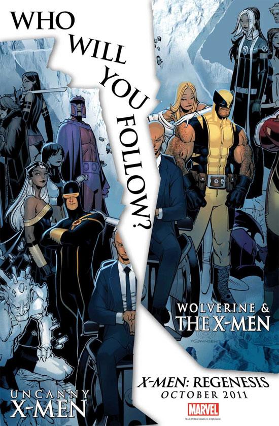 'Uncanny X-Men' and 'Wolverine & The X-Men' teaser