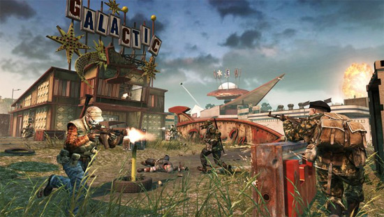Call of Duty: Black Ops: Annihilation map pack gallery