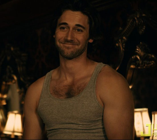 Ryan Eggold in 'Trophy Kids'