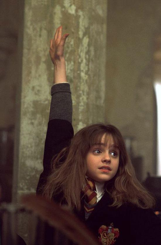 Emma Watson's Hermione Granger