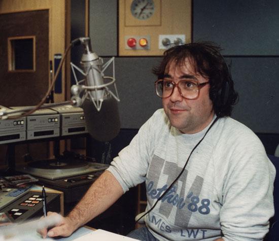 Danny Baker radio 1991