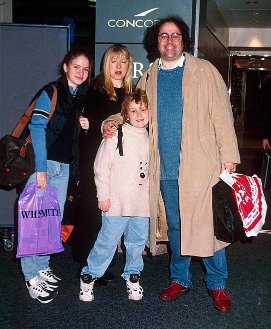Baker family 1997