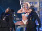 Kim Kardashian, Paris Hilton praise Britney Spears LA show