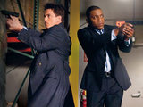 Jack and Rex in Torchwood: Miracle Day