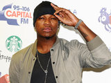 Ne-Yo at the Capital FM Summertime Ball
