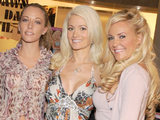 Holly Madison, Kendra Wilkinson and Bridget Marquardt 