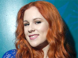 Katy B performs at Londons G-A-Y club, England