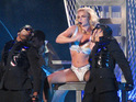 Britney Spears's 'Femme Fatale' tour opens to positive reviews from the critics.