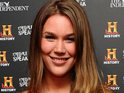 Joss Stone says that she is trying to take a recent plan by two men to rob her in stride.
