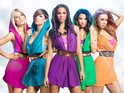 The Saturdays singer Rochelle Wiseman says she doesn't want to duet with JLS.