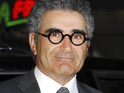 Eugene Levy as 'Jim's dad' in the American Pie movies is voted the most embarrassing film father.
