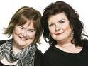 Susan Boyle and Elaine C Smith discuss the upcoming musical I Dreamed a Dream.
