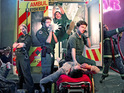 Paramedic show Sirens is cancelled by Channel 4 after one series.