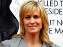 Robin Wright is said to be in talks to appear in Netflix's new drama House of Cards.