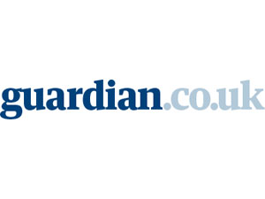 The Guardian website logo