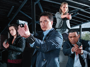 The cast of Torchwood: Miracle Day
