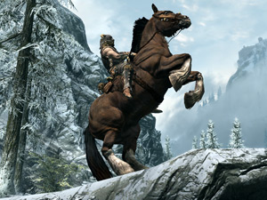 Elder Scrolls V: Skyrim E3 2011