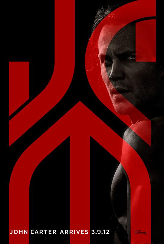'John Carter' Poster