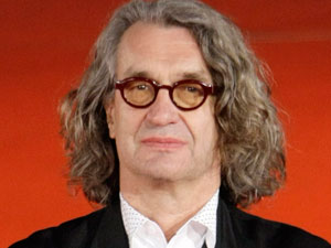 German director Wim Wenders