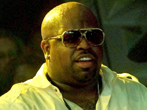 Cee Lo Green performing at the Bacardi 'Like It Live It Together' event in Las Vegas