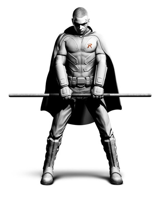 Batman: Arkham City Robin