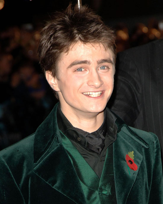 Goblet of Fire premiere