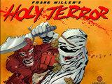 Frank Miller's 'Holy Terror'