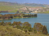 A reservoir