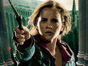 "Emma Watson admits to being ""terrified"" while filming action sequences for the final Harry Potter film."