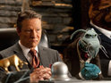 Chris Cooper admits that he was nervous about doing a dance number in the film.