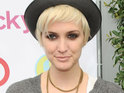 Ashlee Simpson is spotted kissing Boardwalk Empire actor Vincent Piazza.